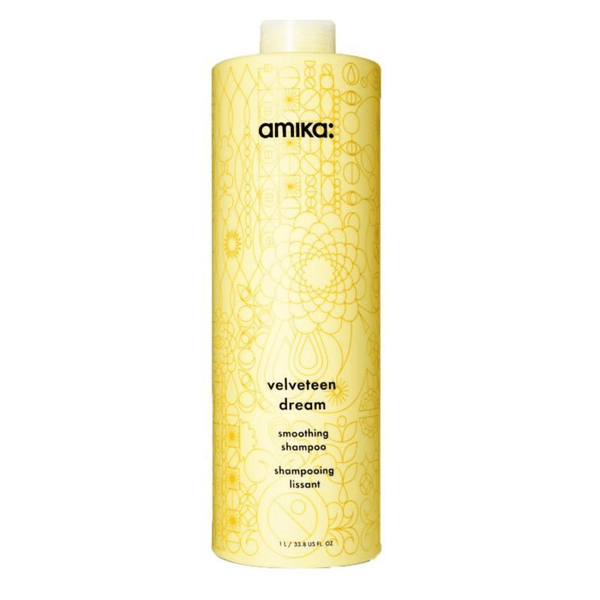 Amika. Shampoing lissant Velveteen Dream - 1000 ml - Concept C. Shop