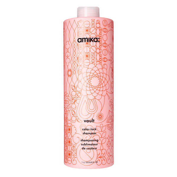 Amika. Shampoing sublimateur de couleur Vault - 1000 ml - Concept C. Shop
