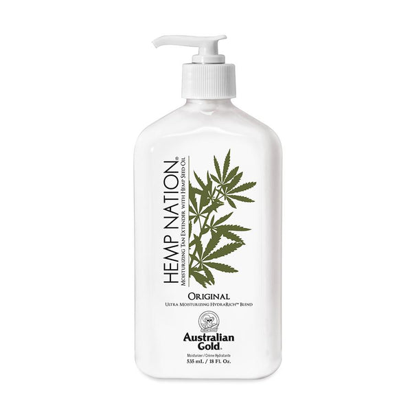 Australian Gold. Hemp Nation Prolongateur de Bronzage Original - 535 ml - Concept C. Shop