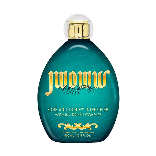 Australian Gold. Jwoww Lotion de Bronzage Intensificatrice One and Done - 400 ml - Concept C. Shop
