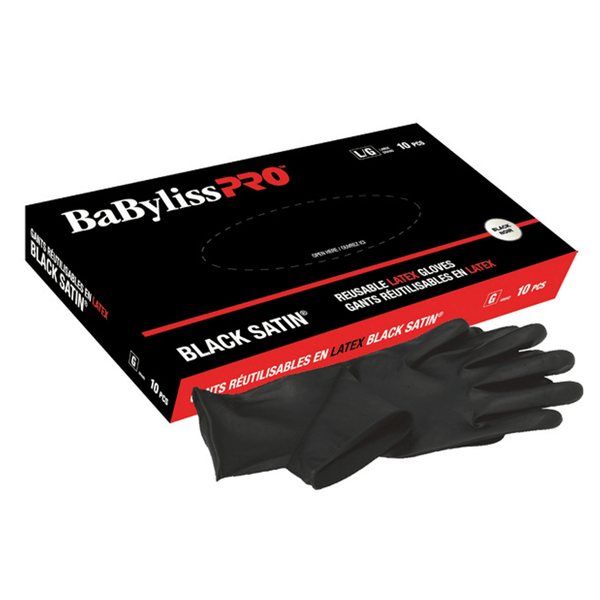 BaByliss. Gants en latex réutilisable - Large - Concept C. Shop
