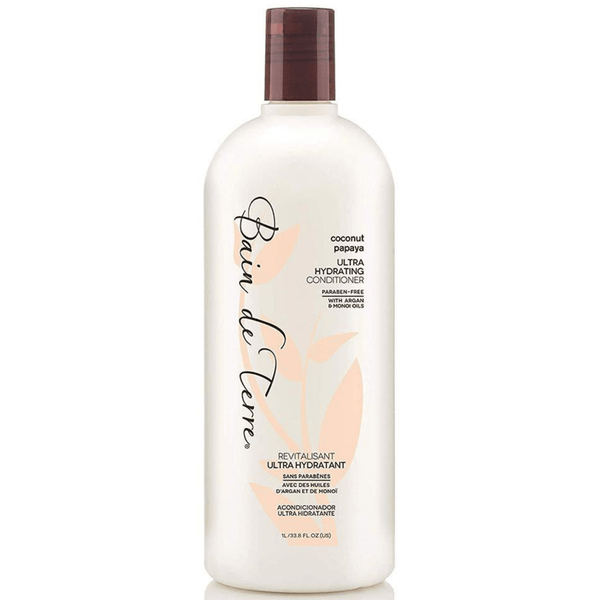 Bain de Terre. Revitalisant Ultra Hydratant Coconut Papaya - 1000ml - Concept C. Shop