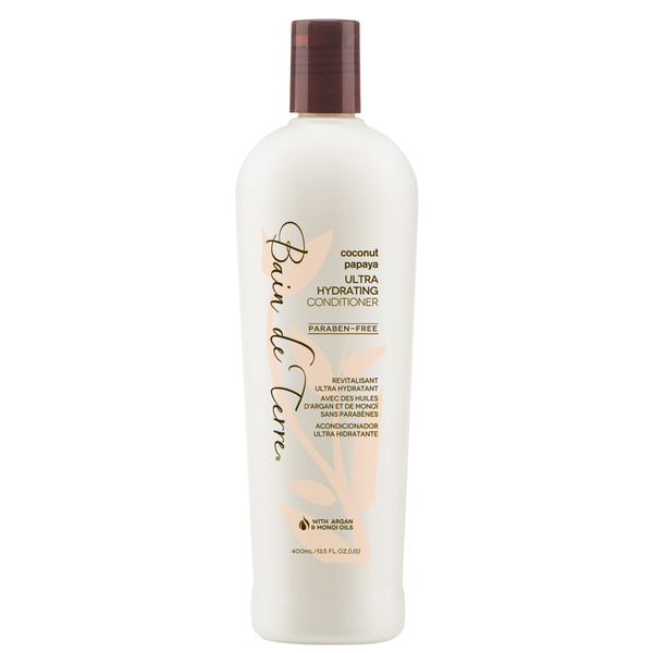 Bain de Terre. Revitalisant Ultra Hydratant Coconut Papaya - 400ml - Concept C. Shop