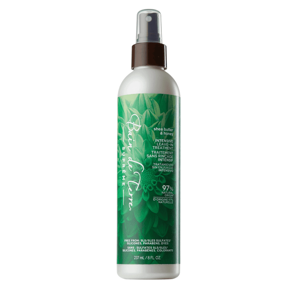 Bain de Terre. Traitement Intensif Sans-Rinçage Shea Butter & Honey - 237ml - Concept C. Shop