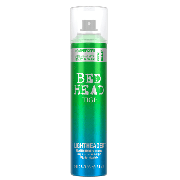 Bed Head. Laque à Tenue Souple Lightheaded - 181ml - Concept C. Shop