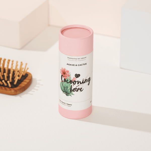 Cocooning Love. Shampoing Sec Cactus et Agave - 120 g - Concept C. Shop