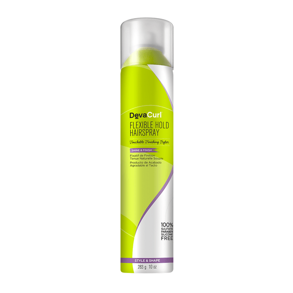 DevaCurl. Flexible Hold Hair Spray - 300ml - Concept C. Shop