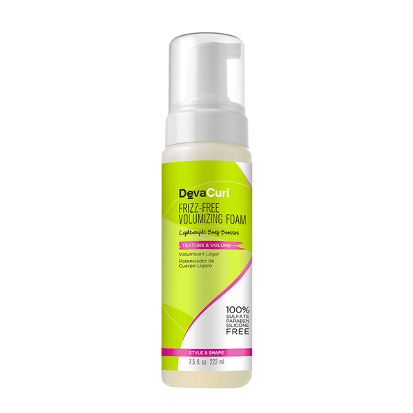 DevaCurl. Frizz Free Volumizing Foam - 222ml - Concept C. Shop