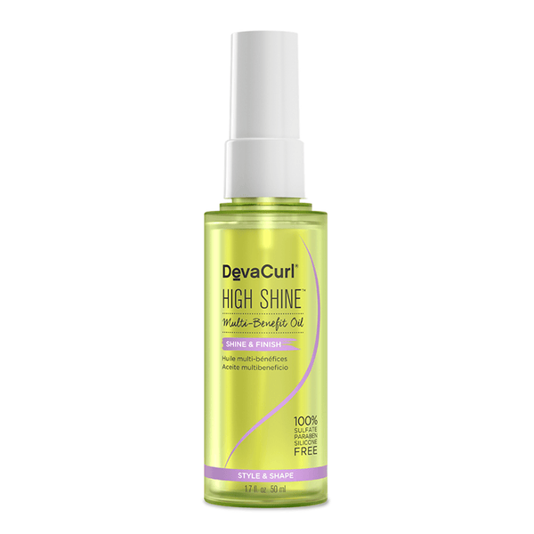 DevaCurl. High Shine Multi-Benefit Oil - 50ml - Concept C. Shop