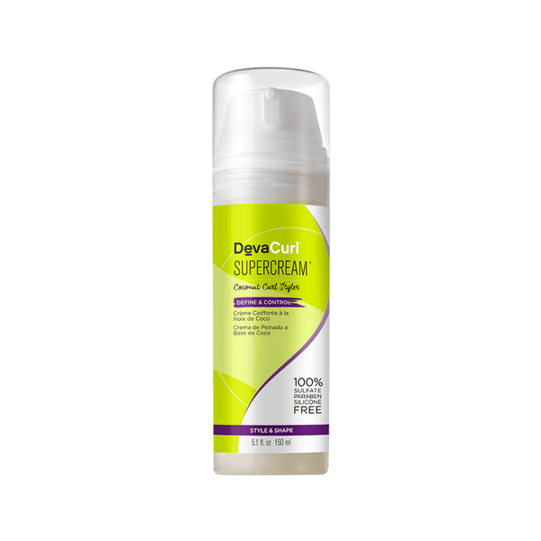 DevaCurl. SuperCream à la Noix de Coco - 150ml - Concept C. Shop