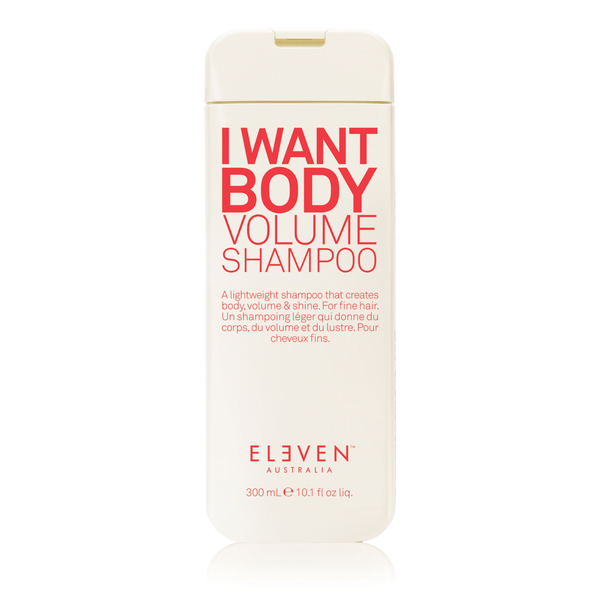 Eleven Australia. Shampoing Volume I Want Body - 300ml - Concept C. Shop