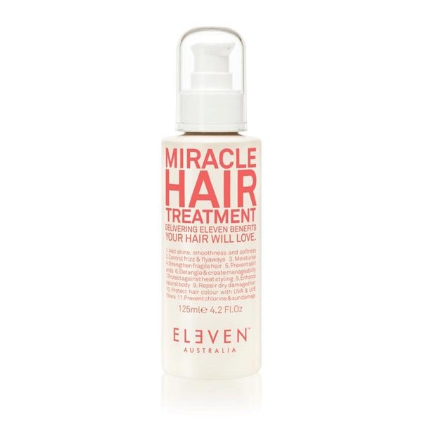 Eleven Australia. Traitement sans rinçage Miracle - 125 ml - Concept C. Shop
