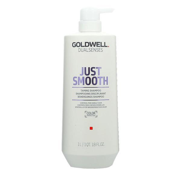 Goldwell. Just Smooth Shampoing Apprivoisant - 1000ml - Concept C. Shop