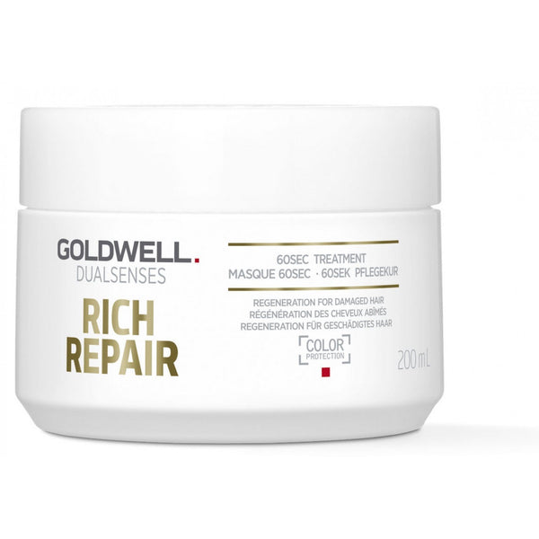 Goldwell. Rich Repair Traitement 60sec - 200 ml - Concept C. Shop