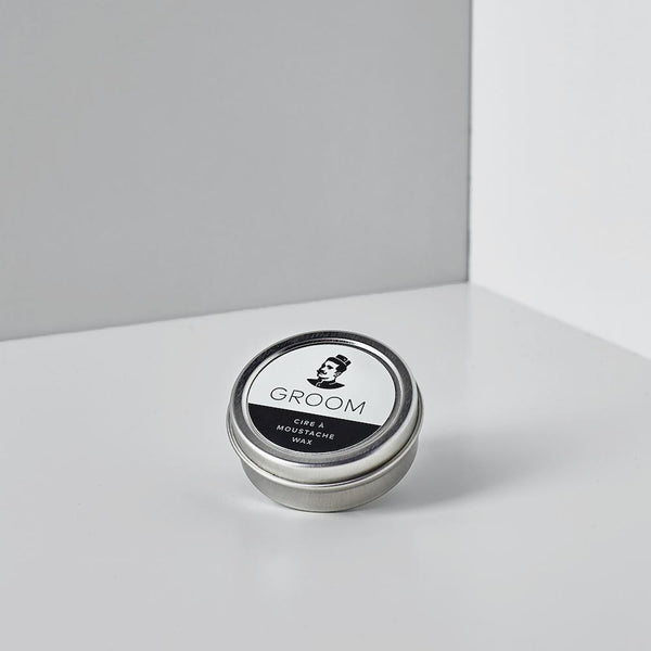 Groom. Cire à moustache - 15ml - Concept C. Shop