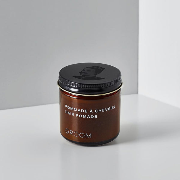 Groom. Pommade Coiffante - 60ml - Concept C. Shop