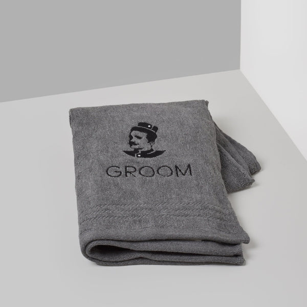 Groom. Serviette de rasage GROOM - Concept C. Shop