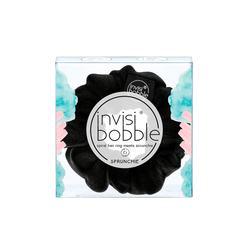 Invisibobble. Sprunchie velour -Noir (en solde) - Concept C. Shop