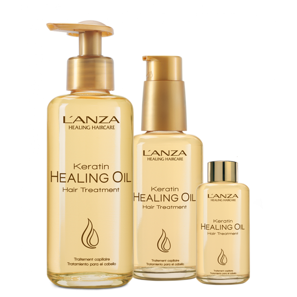 L'Anza. Traitement Keratin Healing Oil - 50-100-185 ml conceptcshop