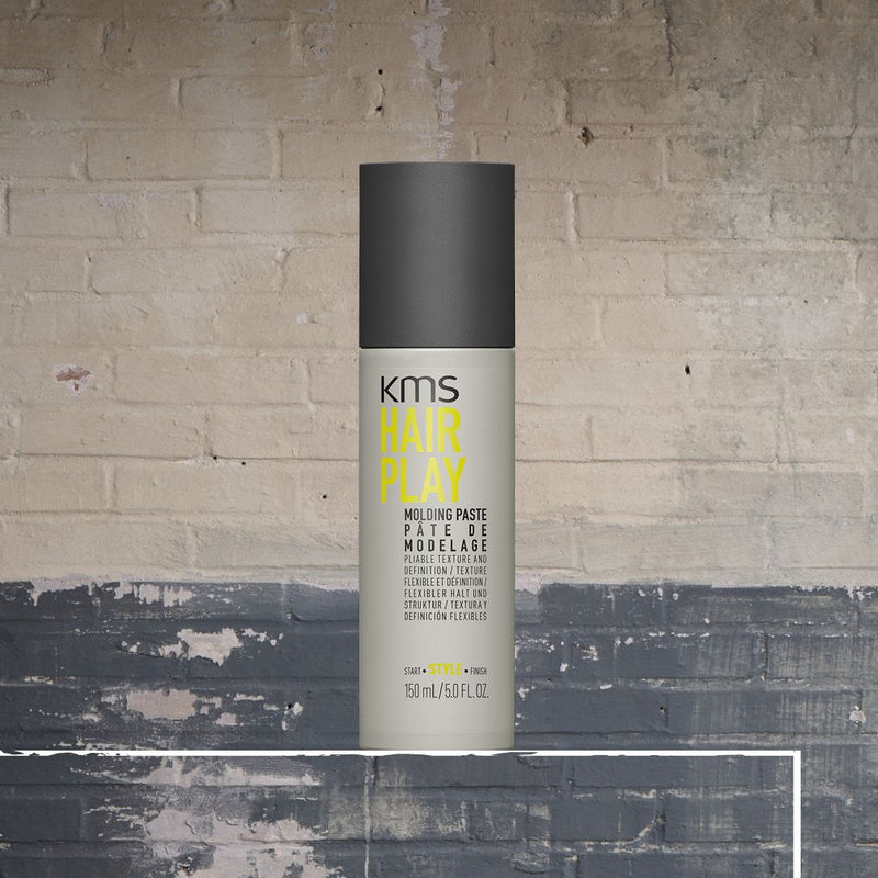 KMS. HAIR PLAY PÂTE DE MODELAGE (Molding Paste) -150 ML - Concept C. Shop