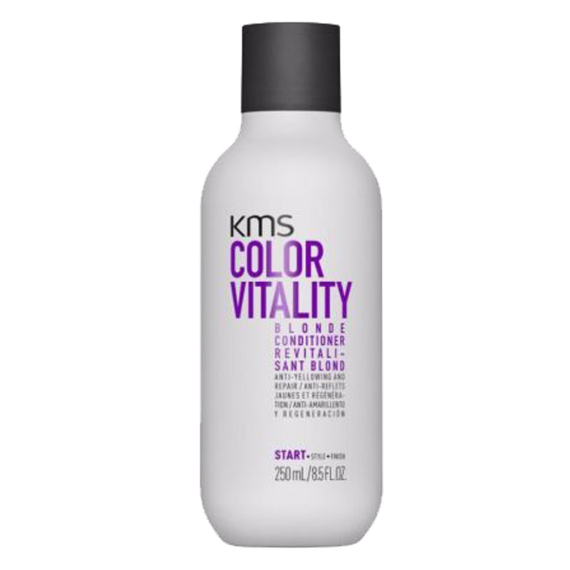 KMS. Revitalisant couleur pour blondes Colorvitality - 250 ml - Concept C. Shop