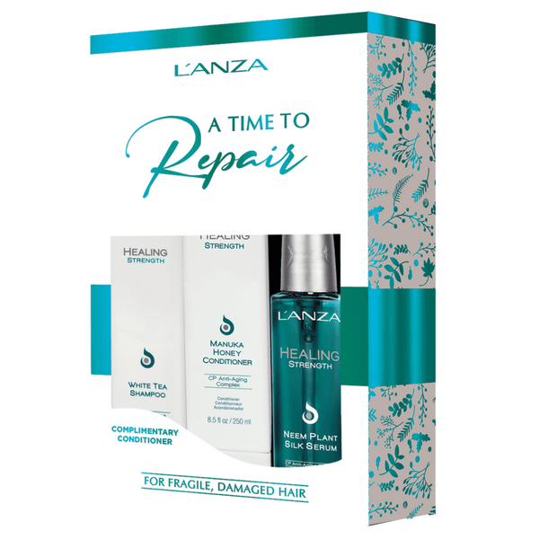 L'Anza. Coffret des Fêtes Healing Strength A Time to Repair - Concept C. Shop