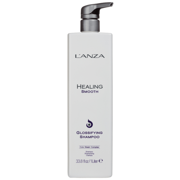 L'Anza. Healing Smooth Shampoing Glossifying - 1000 ml - Concept C. Shop