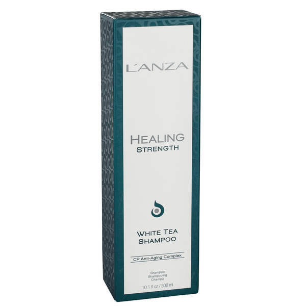 L'Anza. Healing Strength Shampoing White Tea - 300 ml - Concept C. Shop