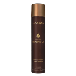 L'Anza. Keratin Healing Oil Laque de Finition Brush Thru - 350 ml - Concept C. Shop