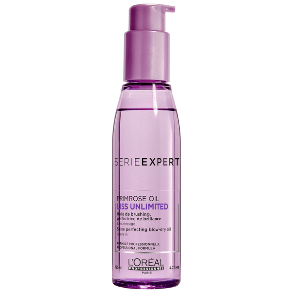 L'Oreal Serie Expert. Huile de brushing perfectrice liss unlimited - 125ml - Concept C. Shop