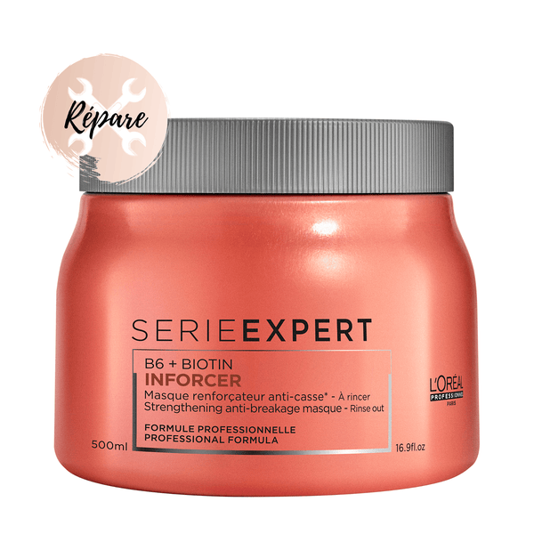 L'Oreal Serie Expert. Masque Anti-Casse Inforcer - 500 ml - Concept C. Shop