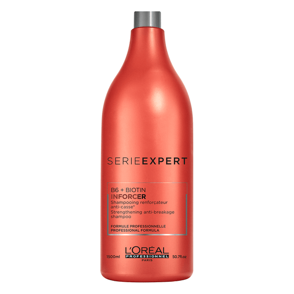 L'Oreal Serie Expert. Shampoing Anti-Casse Inforcer - 1500 ml - Concept C. Shop