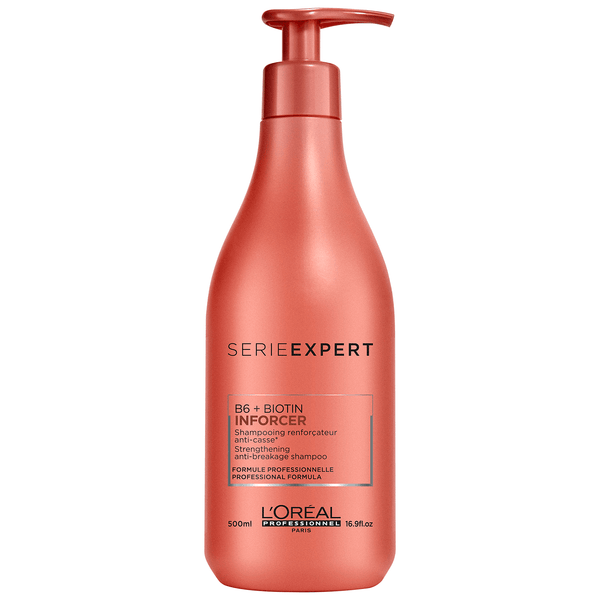 L'Oreal Serie Expert. Shampoing Anti-Casse Inforcer - 500 ml - Concept C. Shop