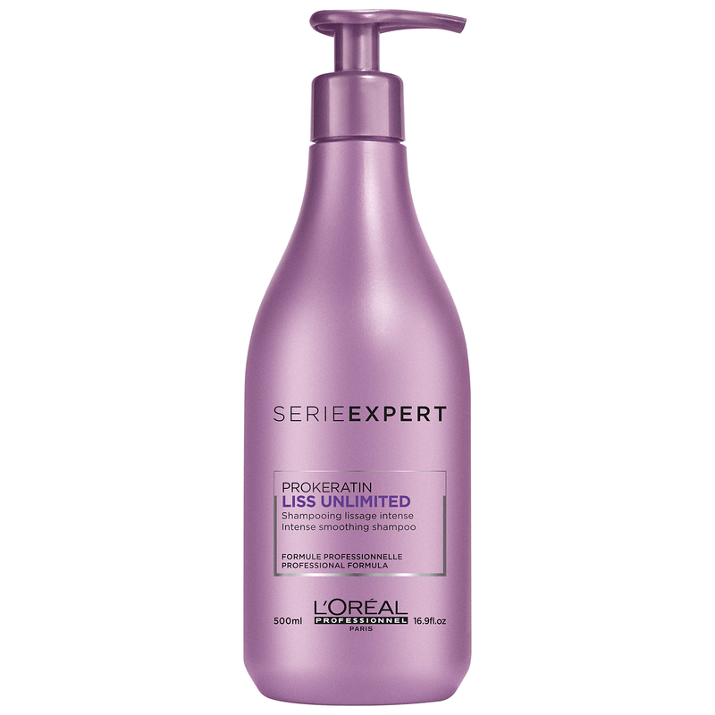 L'Oréal Série Expert. Shampoing Lissant Liss Unlimited - 500 ml