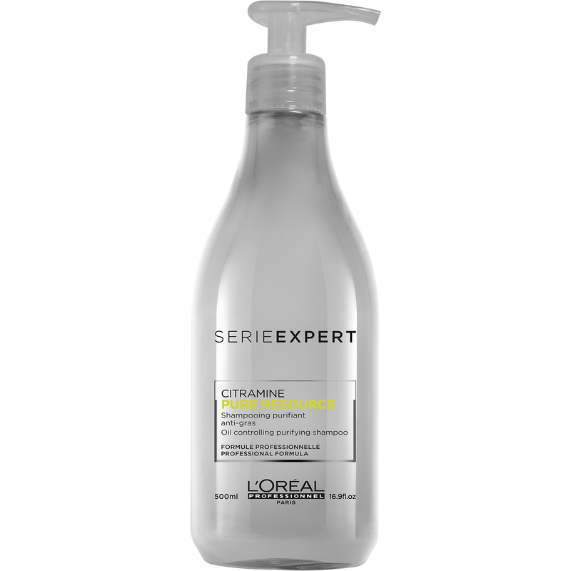 L'Oreal Serie Expert. Shampoing Pure resource - 500ml - Concept C. Shop
