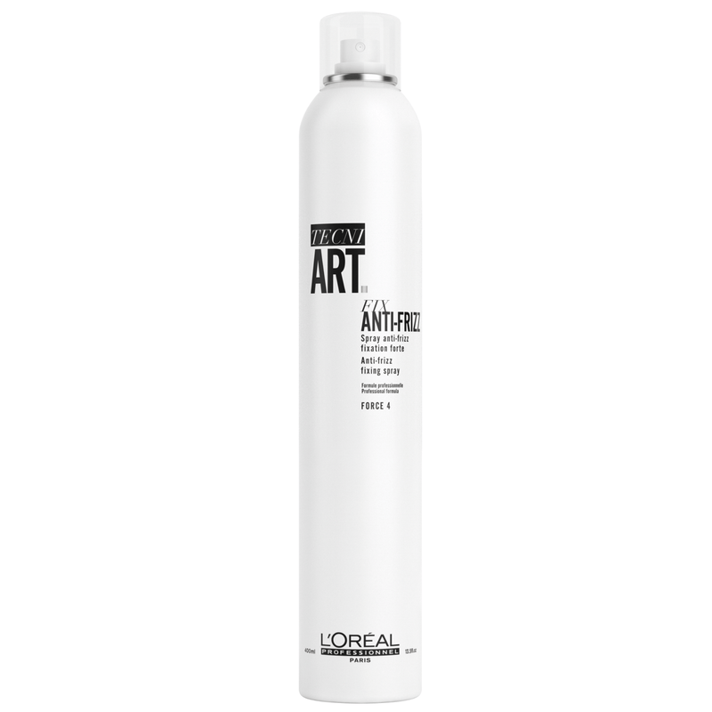 L'Oréal. Tecni.Art Spray Fix Anti-Frizz - 400 ml