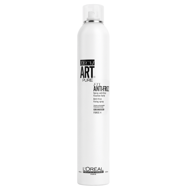 L'Oreal. Tecni.Art Spray Fix Anti-Frizz Pure - 400ml - Concept C. Shop