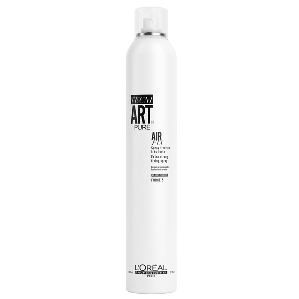 L'Oreal. Tecni.Art Spray Fixation Extra-Forte Air Fix Pure - 400ml - Concept C. Shop