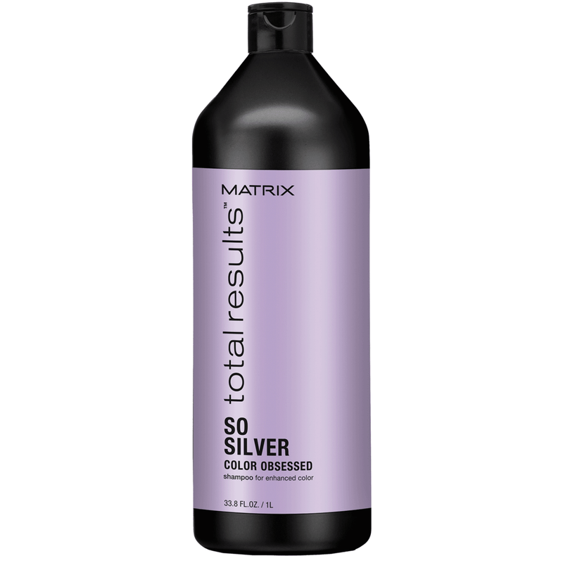Matrix. Total Results Shampoing So Silver Color Obsessed - 1000 ml - Concept C. Shop
