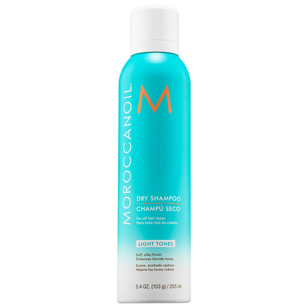 Moroccanoil. Shampoing Sec Tons Clairs - 205 ml - Concept C. Shop