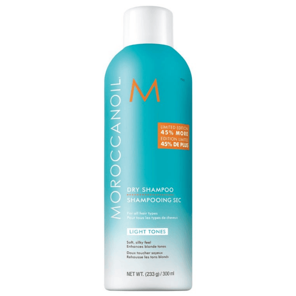 Moroccanoil. Shampoing Sec Tons Clairs - 300 ml - Concept C. Shop