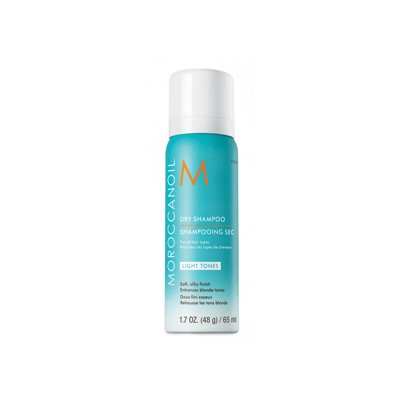 Moroccanoil. Shampoing Sec Tons Clairs - 65 ml - Concept C. Shop