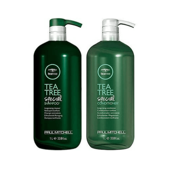 Paul Mitchell. Duo Litre Shampoing Revitalisant Tea Tree- 1000 ml - Concept C. Shop