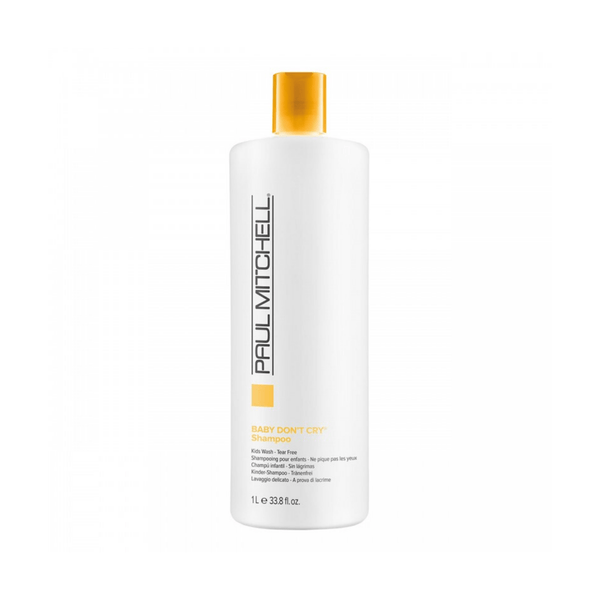 PAUL MITCHELL. SHAMPOING POUR ENFANTS / BABY DON'T CRY - 1000 ML - Concept C. Shop