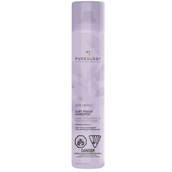 Pureology. Fixatif Soft Finish Style + Protect - 312 g - Concept C. Shop