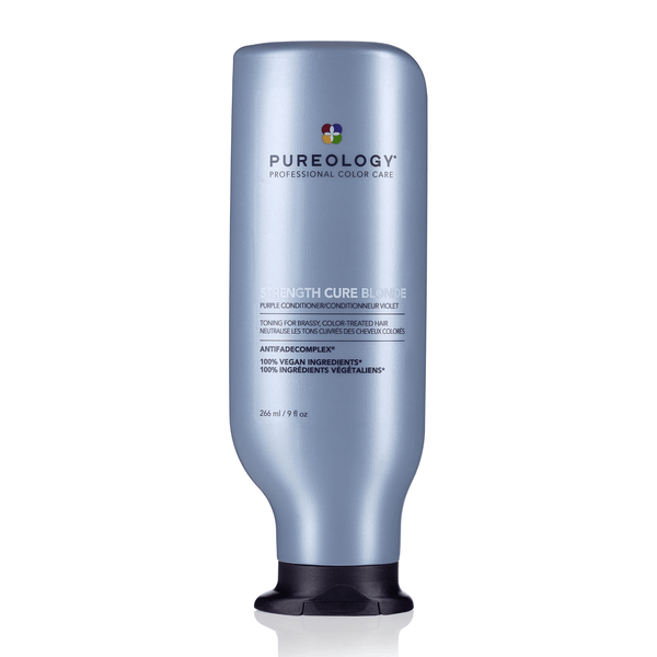 Pureology. Revitalisant Violet Strength Cure Blonde - 266ml - Concept C. Shop