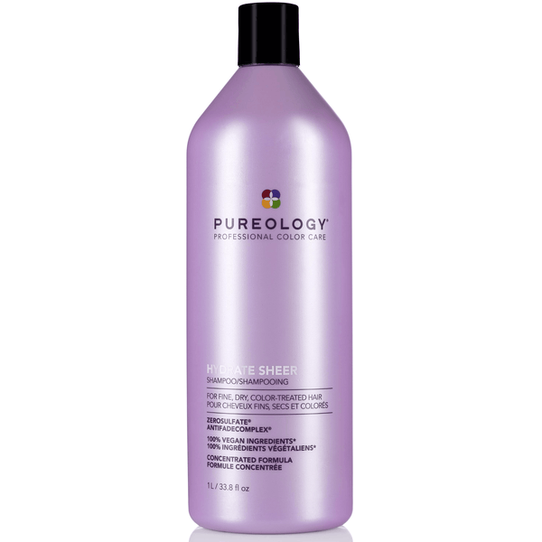 Pureology. Shampoing Hydrate Sheer - 1000 ml - Concept C. Shop