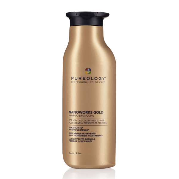Pureology. Shampoing Nanoworks Gold - 266ml - Concept C. Shop