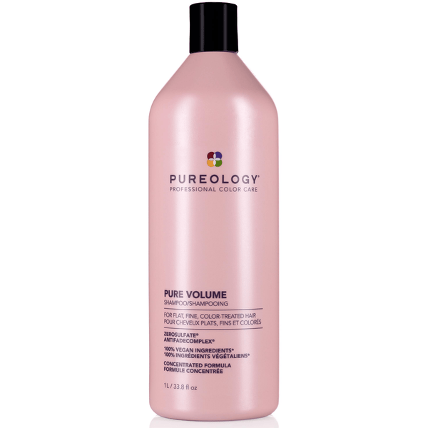 Pureology. Shampoing Pure Volume - 1000 ml - Concept C. Shop