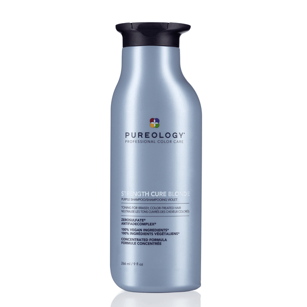 Pureology. Shampoing Violet Strength Cure Blonde - 266ml - Concept C. Shop